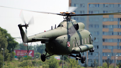 628 - Poland - Air Force Mil Mi-8S