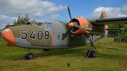 5408 - Germany - Navy Percival P-66 Pembroke C54