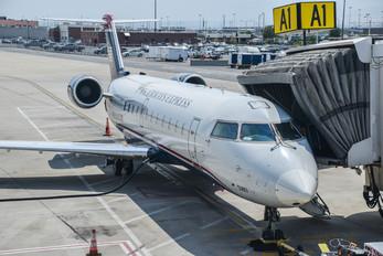 N886AS - US Airways Express Canadair CL-600 CRJ-200