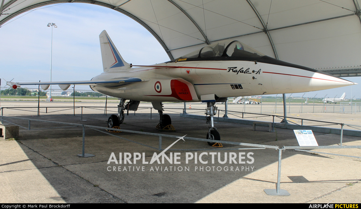 France - Air Force A001 aircraft at Paris - Le Bourget