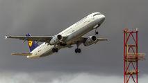 D-AISX - Lufthansa Airbus A321 aircraft