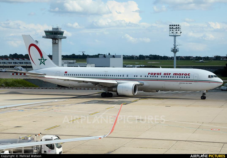 Royal Air Maroc CN-ROV aircraft at Paris - Orly
