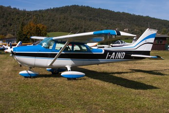 I-AIND - Private Cessna 172 Skyhawk (all models except RG)