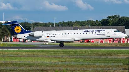 D-ACPM - Lufthansa Regional - CityLine Canadair CL-600 CRJ-701