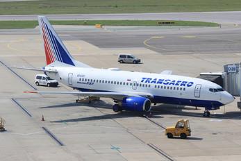 EI-EUY - Transaero Airlines Boeing 737-700