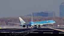 PH-BQD - KLM Boeing 777-200ER aircraft