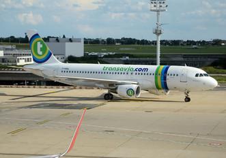 F-HBNL - Transavia France Airbus A320