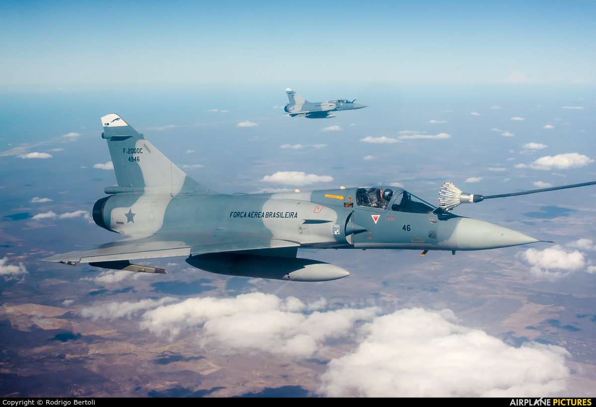 Brazil - Air Force 4946 aircraft at In Flight - Brazil