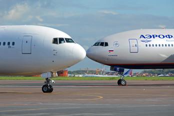 VQ-BPT - Nordwind Airlines Boeing 767-300