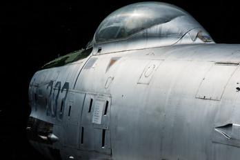 Q-283 - Netherlands - Air Force North American F-86K Sabre