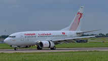 TS-ION - Tunisair Boeing 737-600 aircraft