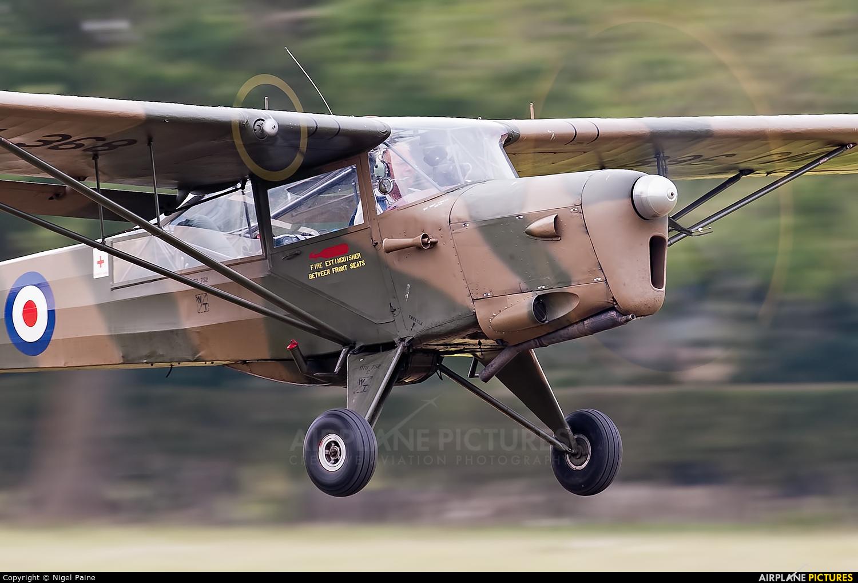 Private G-ASZX aircraft at Lashenden / Headcorn