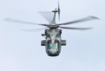 ZH828 - Royal Navy Agusta Westland AW101 111 Merlin HM.1
