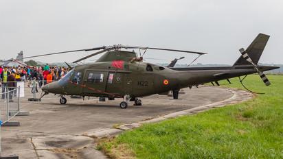 H22 - Belgium - Air Force Agusta / Agusta-Bell A 109BA