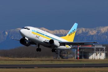 JA8595 - Air Do - Hokkaido International Airlines Boeing 737-500