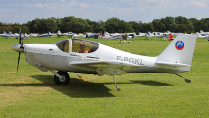 F-PGKL - Private Europa Aircraft XS