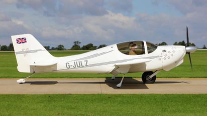 G-JULZ - Private Europa Aircraft Europa