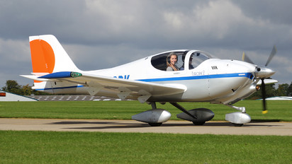 G-TOPK - Private Europa Aircraft XS