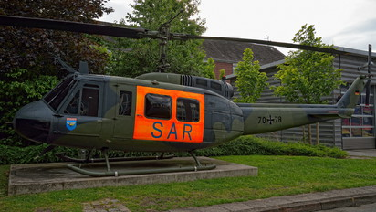 70+78 - Germany - Air Force Bell UH-1D Iroquois