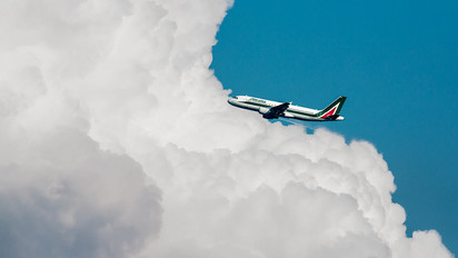 EI-DTF - Alitalia Airbus A320