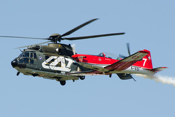 A-931 - Switzerland - Air Force Pilatus PC-7 I & II