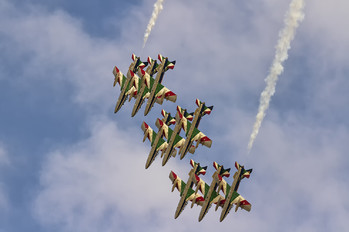 """MM55558 - Italy - Air Force """"Frecce Tricolori"""" Aermacchi MB-339-A/PAN"""