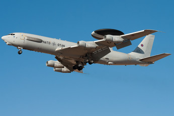 LX-N90449 - NATO Boeing E-3A Sentry