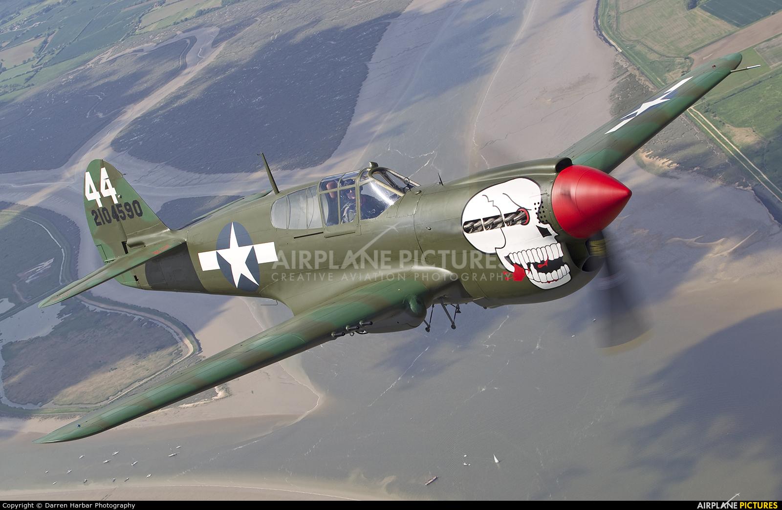 43-5802 aircraft at North Weald