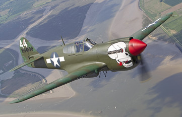 43-5802 -  Curtiss P-40 Kittyhawk IV