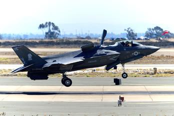 168723 - USA - Marine Corps Lockheed Martin F-35B Lightning II