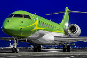 P4-GMS - Private Bombardier BD-700 Global Express aircraft