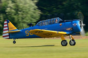 F-HLEA - Aero Vintage Academy North American Harvard/Texan (AT-6, 16, SNJ series) aircraft