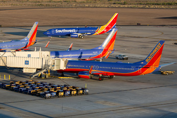 N8619F - Southwest Airlines Boeing 737-800