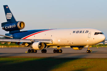 N276WA - World Airways Cargo McDonnell Douglas MD-11F