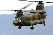 52922 - Japan - Ground Self Defense Force Kawasaki CH-47J Chinook aircraft