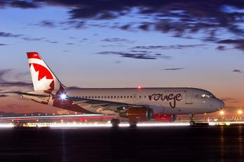 C-FYJP - Air Canada Rouge Airbus A319