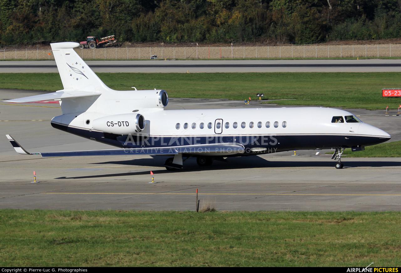 Masterjet CS-DTD aircraft at Geneva Intl