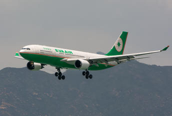 B-16303 - Eva Air Airbus A330-200