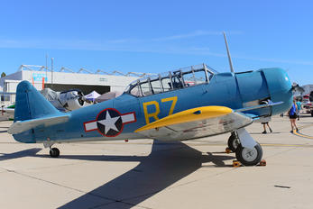 N3375G - Air Museum Chino North American Harvard/Texan (AT-6, 16, SNJ series)
