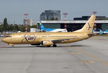 SP-LLC - LOT - Polish Airlines Boeing 737-400