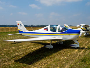 EC-FD3 - Private Tecnam P2002