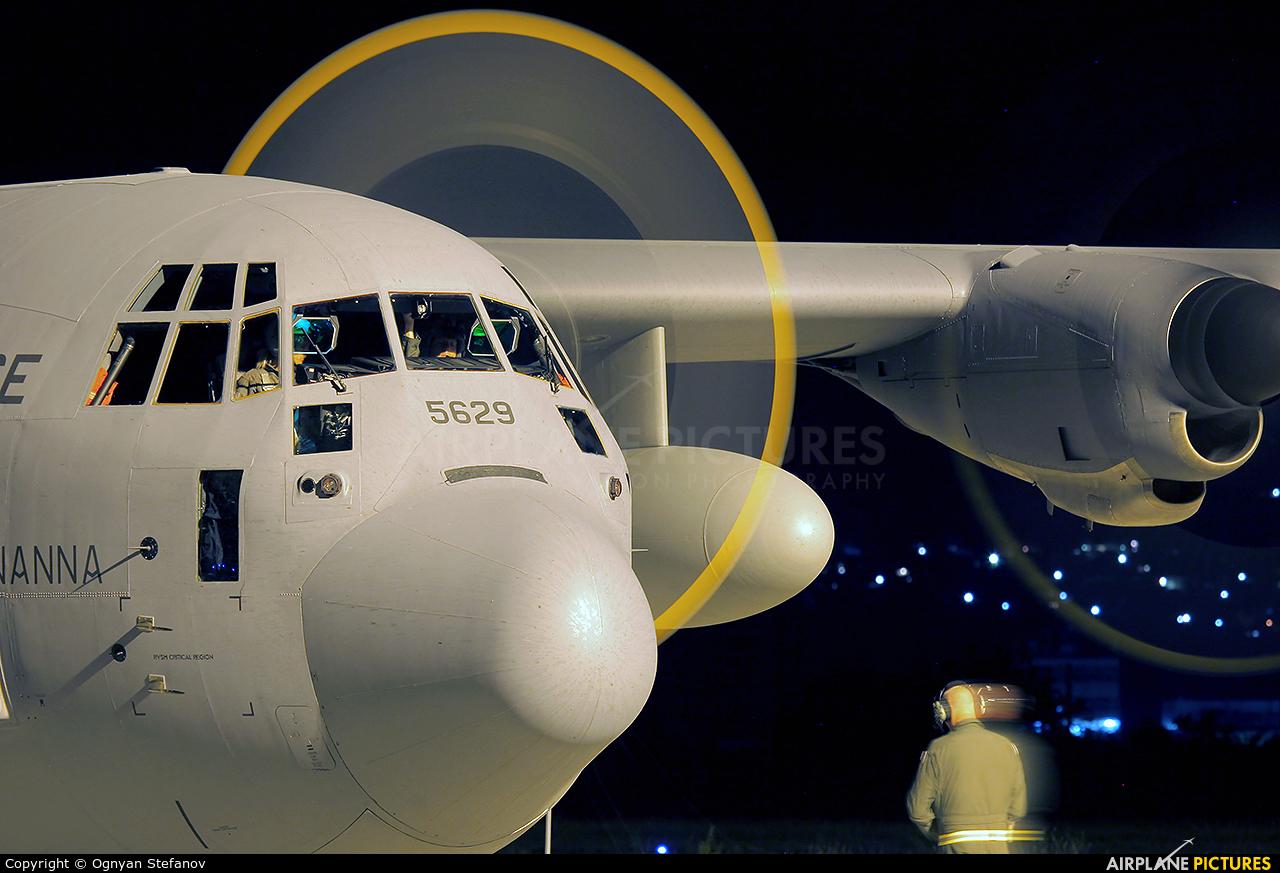 Norway - Royal Norwegian Air Force 5629 aircraft at Plovdiv - Krumovo