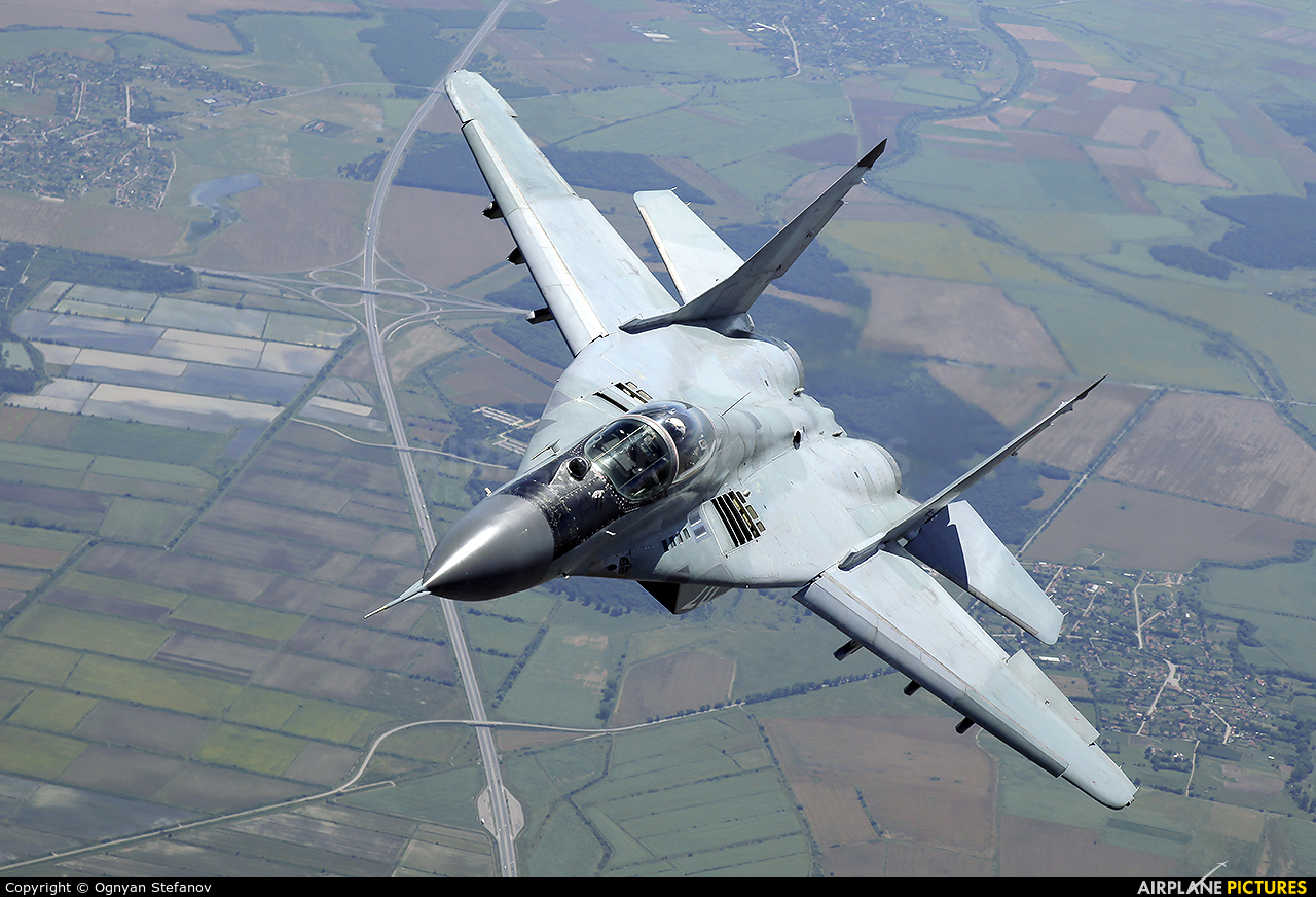 Bulgaria - Air Force 20 aircraft at In Flight - Bulgaria