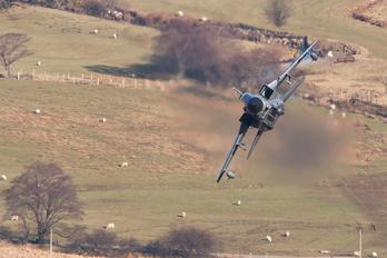 ZA447 - Royal Air Force Panavia Tornado GR.4 / 4A