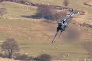 ZA447 - Royal Air Force Panavia Tornado GR.4 / 4A aircraft
