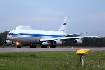 RA-86147 - Russia - Air Force Ilyushin Il-86VKP