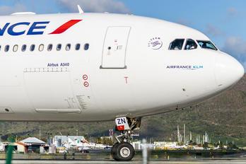F-GLZN - Air France Airbus A340-300