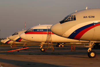 RA-86572 - Russia - Air Force Ilyushin Il-62 (all models)