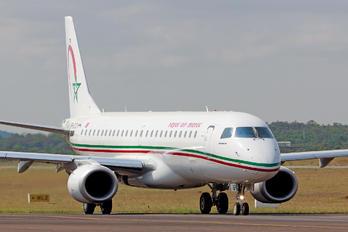 PR-EID - Royal Air Maroc Embraer ERJ-190 (190-100)