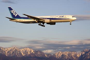 JA8363 - ANA - All Nippon Airways Boeing 767-300